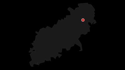 Karte / Brenz-Radweg - Von der Quelle zur Donau