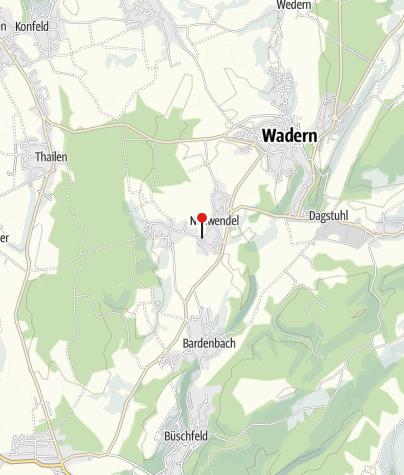 Karte / Gaststätte zum Wiesengrund