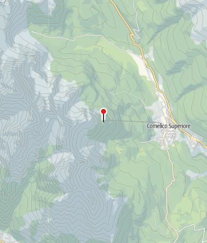 Cartina / Rifugio Col d'la Tenda