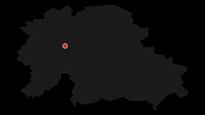Karte / WasserWanderWeg Sperberhaier Damm
