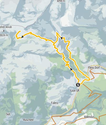 Karte / 247 Vorab-Grauberg