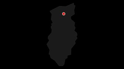 Map / 556 - Passo San Bernardino / San Bernardino Pass
