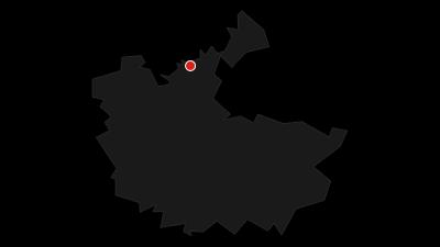 Karte / Troppberg - Strecke II