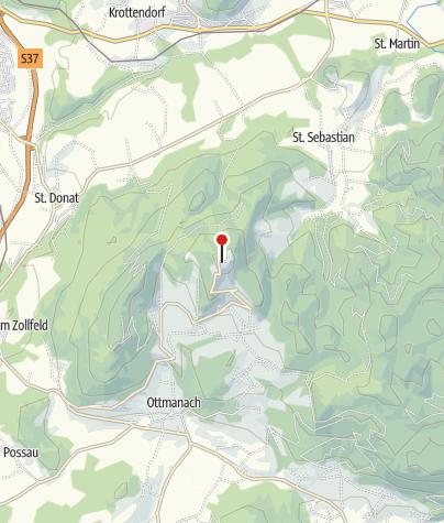 Karte / Gipfelhaus Magdalensberg