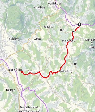 Karte / Apfeltour WZ 16