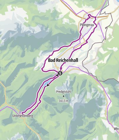 Karte / E-Bike-Tour 2: Mittlerer Landkreis