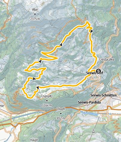 Karte / 277 Valcaus