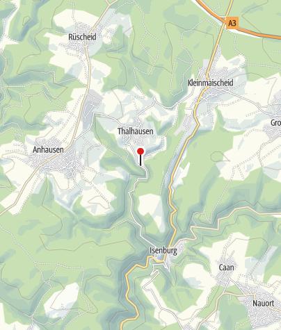 Karte / Hotel-Restaurant Thalhauser Mühle