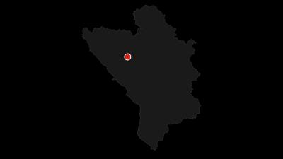 Karte / Vukov Konak