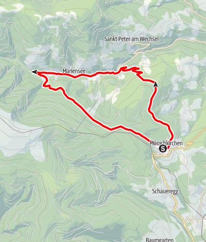 Mapa / Kogelrundweg