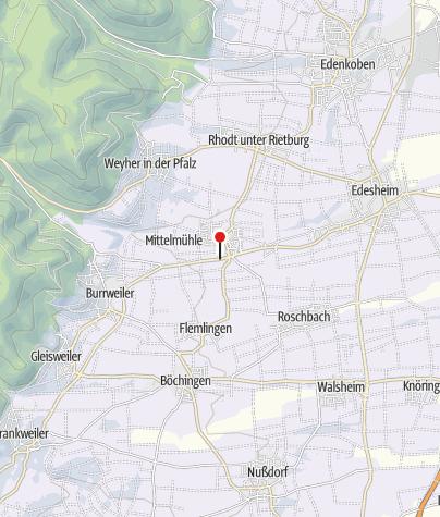 Karte / Weinpavillon - Weingut Kastanienberg