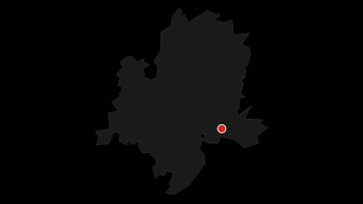 Karte / Burgenwanderung Eisenberg-Hohenfreyberg
