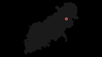 Karte / Krater zu Krater Radweg - vom Steinheimer Becken ins Nördlinger Ries