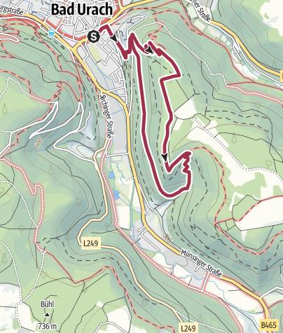 Karte / 5 - Zum Kunstmühlefels