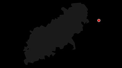 Karte / Albsteig (HW1) - Qualitätswanderweg über die Schwäbische Alb - Gesamtroute