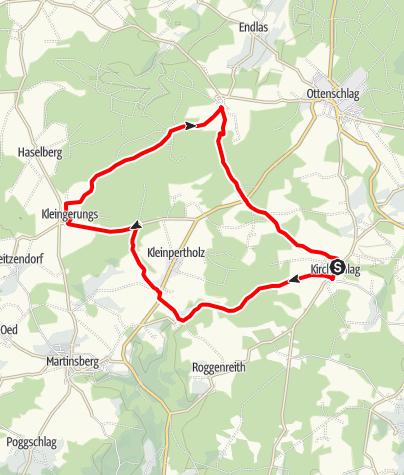 Mapa / Beeren-Strecke