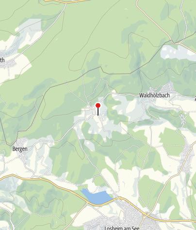 Karte / Scheidener Stuben