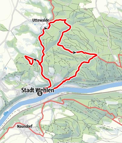 Karte / Zum Steinernen Tisch