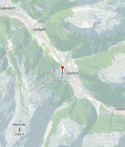 Karte / Bergheim Hütte