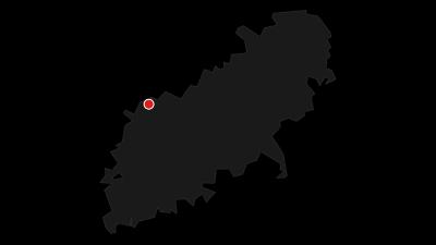 Karte / Am Schönbuchtrauf