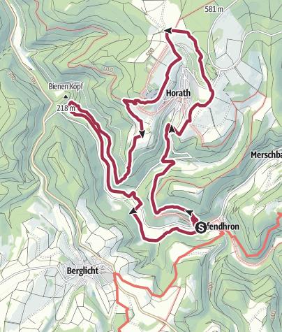 Map / Dhrontal Wackentour Dream Loop (Traumschleife)