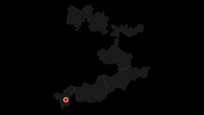 Karte / Ennsradweg - Durch die Welt der Berge und des Wassers