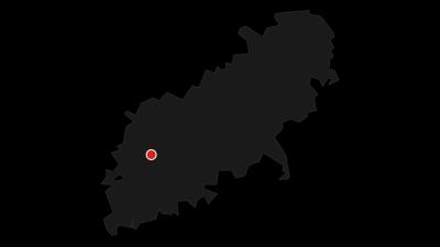 Karte / Traufgang Zollernburg-Panorama in Albstadt