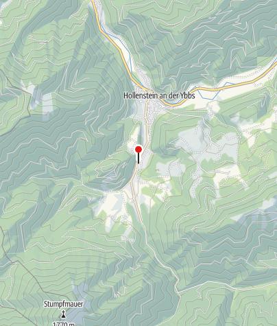 Karte / Gasthaus Dornleiten