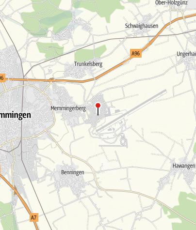 Karte / Fliegergeschichtliches Museum Memmingerberg