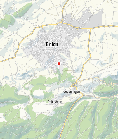 Map / Landschaftstherapeutischer Weg Brilon