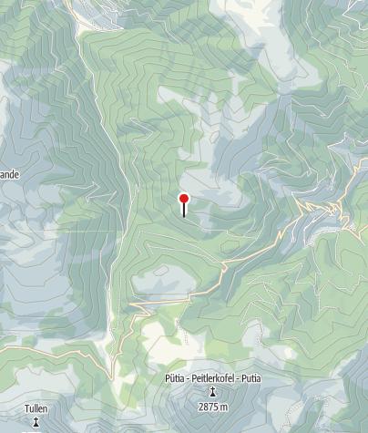 Mapa / Pecolhütte