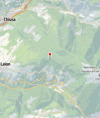 Mappa / Unterpulghütte
