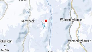 Map / Fort Fun-Winterwelt