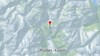 Mapa / Gampiel Alm