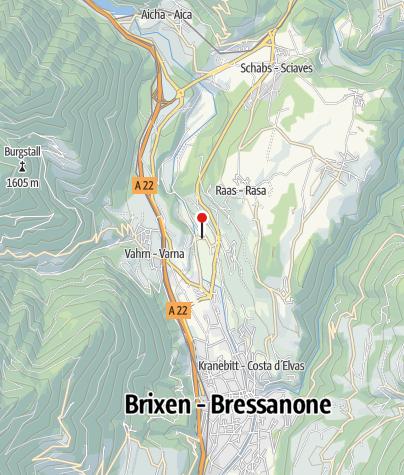 Karte / Kloster Neustift