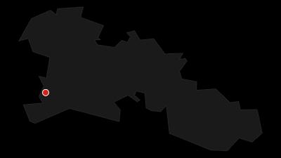 Karte / Von Moos (D) nach Stein am Rhein (CH)