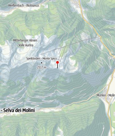 Mapa / Sonnklarhütte