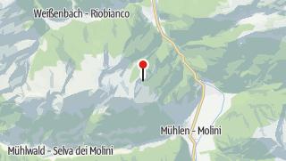 Map / Äußere Michelreiser Alm 1.987 m