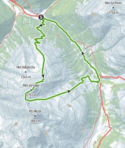 Map / Mot dal Gajer