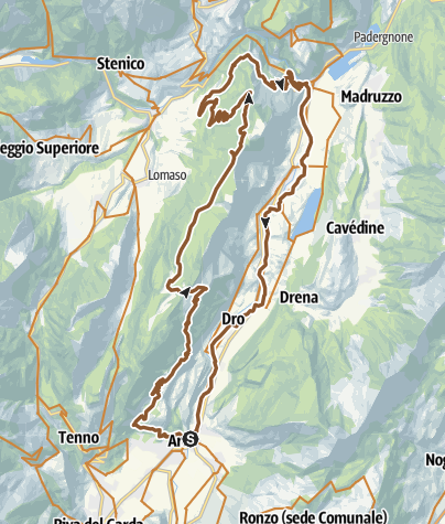 Map / 746. Passo della Morte (All Mountain / Enduro)