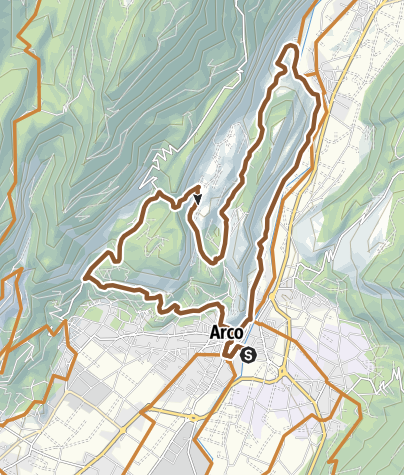 Map / 748. Padaro - Salt de la Cavra - Laghel