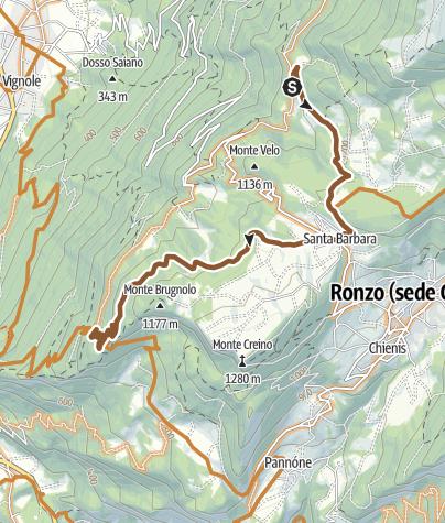 Karte / 762. New Velo Classic (All Mountain)