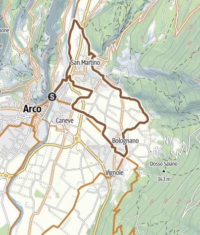 Cartina / San Martino