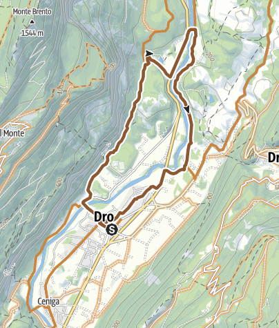 Cartina / F6 Lago Bagattoli Trail