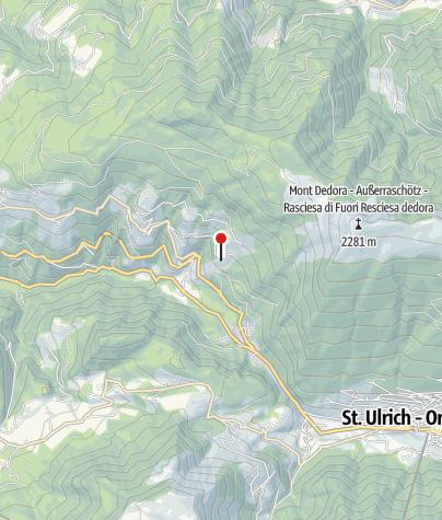 Mapa / Pedrutsch