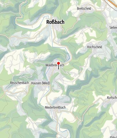 Map / Ferienwohnung am Weyer