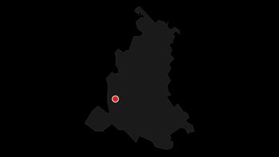 Karte / Via Dinarica HR-W-11 Nationalpark Nördlicher Velebit II - Rožanski kukovi