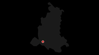 Map / Via Dinarica HR-W-13 Dabri and Dabarski kukovi