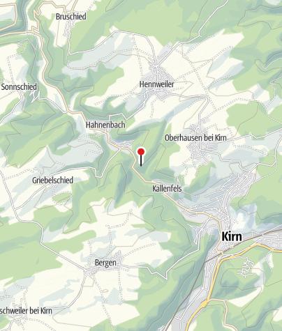 Karte / Umweltcamp Schloss Wartenstein