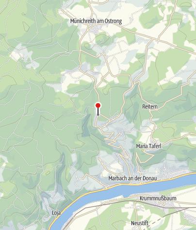 Mapa / Gasthof Gressl Willibald